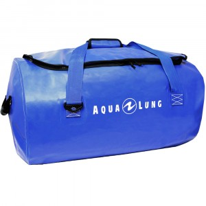Defense Dry Duffle Bag Blue