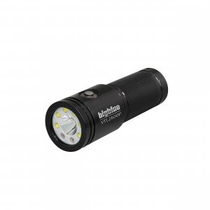 2600-Lumen Dual-Beam Light – Wide/Narrow