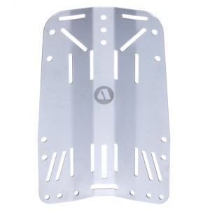 WTX Back Plate Stainless Steel