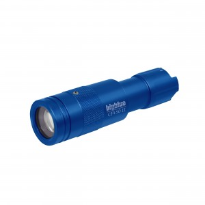 450-Lumen Adjustable-Beam Dive Light - Blue
