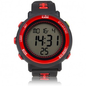 Gill Race Watch - Black