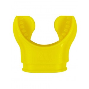 Apeks Mouthpiece Yellow
