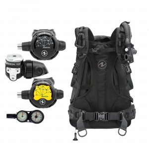 Mikron ACD Pack Outlaw Hardgear Set