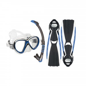Phazer Blue Softgear Set
