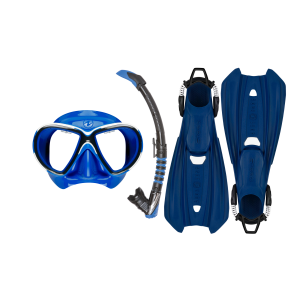 Storm Blue Softgear Set