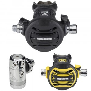 XTX50/XTX50 Regulator Pack Din 300Bar
