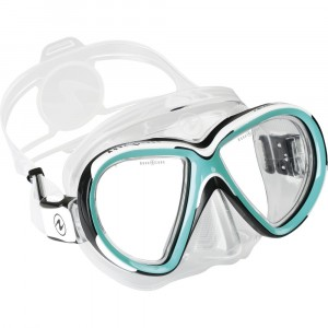 Reveal X2 Clear White/Turquoise