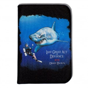 Log Book Binder Shark