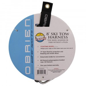Floating Ski Tow Harness