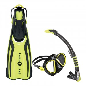 Duetto Snorkel Pack Yellow
