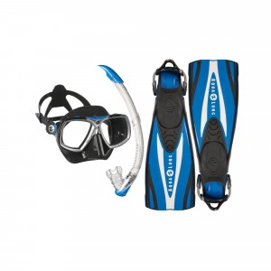 Blue Softgear Set