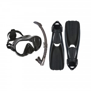 Phazer Black Softgear Set