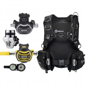 XTX200/50 Pack Black Ice Hardgear Set