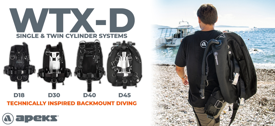 WTX-D Backmount Systems
