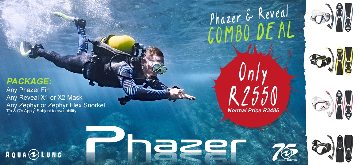 Phazer & Reveal Set Special